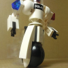 Thumbnail image for Add a Toy Robot to Your Home Security System!