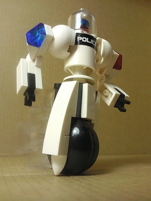 Post image for Add a Toy Robot to Your Home Security System!